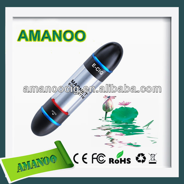 Newest and patented e-cigarette arriving Amanoo e cig ego u luxury edition