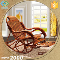 Wholesale Price Leisure Cane Rocking Chair For Nursing
