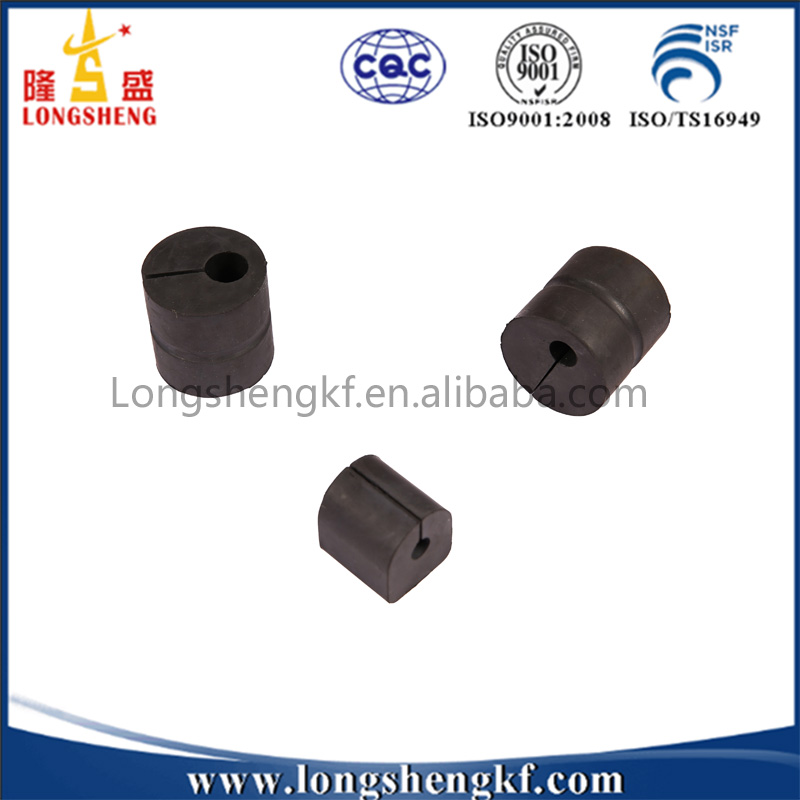 High Density Dense Rubber Blocks Damping Properties of Rubber