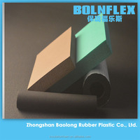 Heat Insulation Material Rubber plastic foam heating insulation