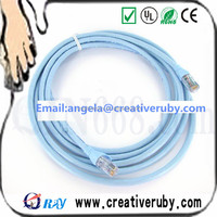 (CE/RoHS/UL/ISO) UTP CAT6 RJ45 BELDEN PATCH CORD LAN CABLE 3M