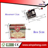 Wholesale Hand Crank Paper Music Box