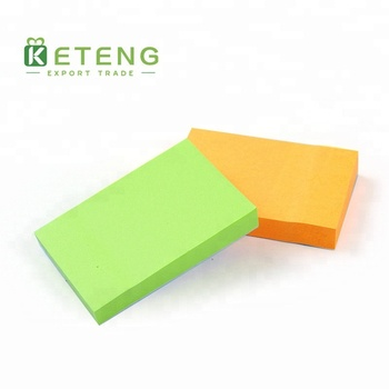 Professional classical cheap tear off custom colorful printed bulk notepad