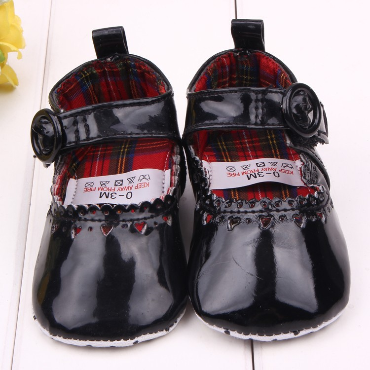 2017 Girl Children Toddler Sandal Kid PU Shoes Dress Party Shoes