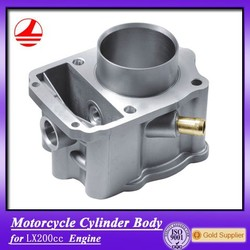 LX200CC better price cylinder block chinese new motorcycle engines sale