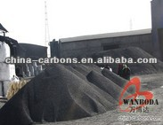 Hot Export F.C 90-95% Electrically Calcined Anthracite Coal/ECA--Wanboda Brand