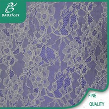 high quality new designs thailand voile lace guipure embroidery lace fabric/lace wedding dresses