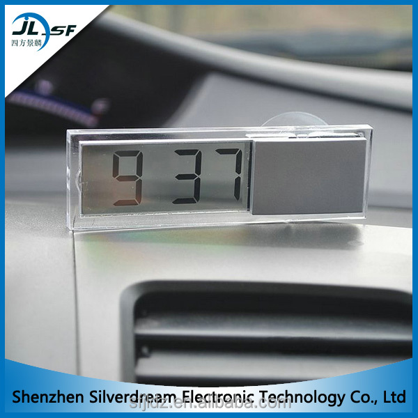 2014 Hot Sale Alarm Clock Car illuminated alarm clocks