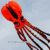 Large Inflatable Octopus kite from Weifang Kaixuan Kite factory