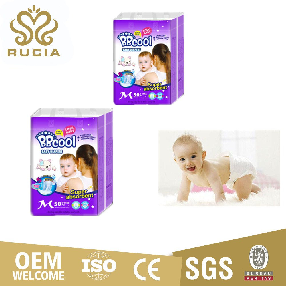 Baby sleepy diapers low price, disposable diapers for newborns