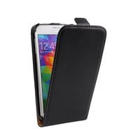 Best selling up and down leather wallet flip leather cover case for samsung galaxy trend lite gt-s739