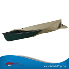 Marine equipment double needle canopy cover for drifting kayak boat