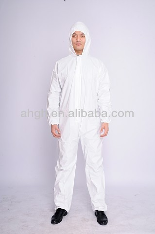 oil field safety coverall