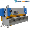 Europe standard hydraulic cutting mini blade shearing machine