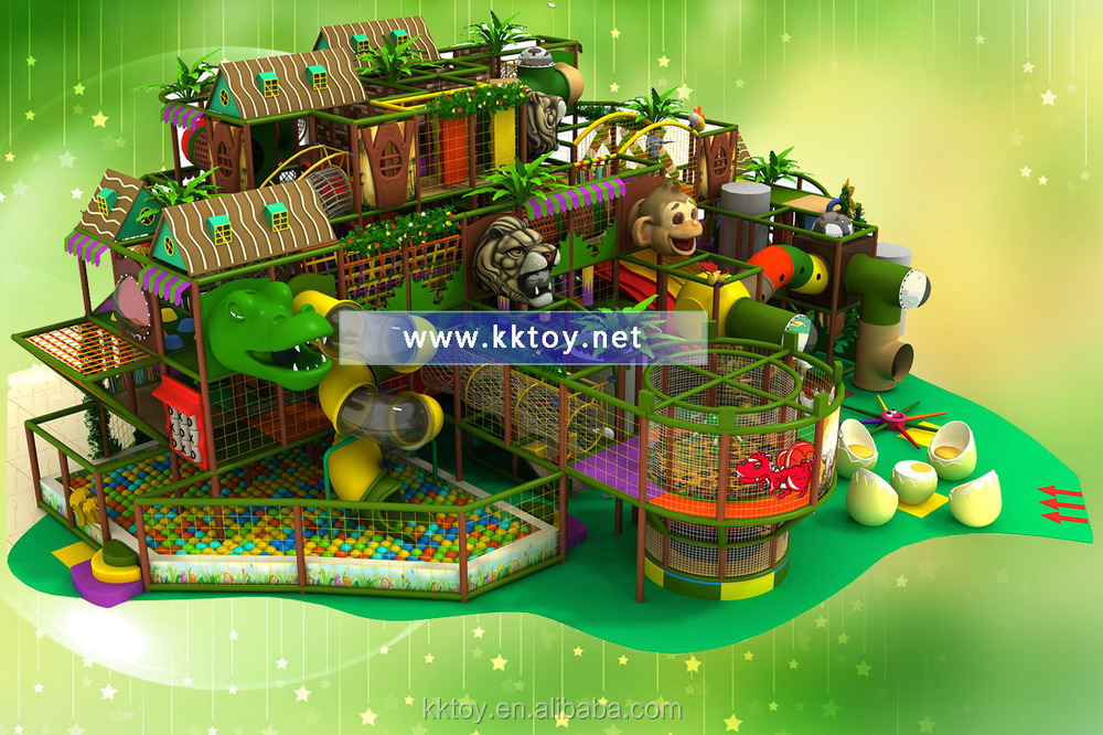 high quality and children like indoor playground ball pool
