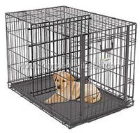 Hot sale easily assembled welded wire mesh dog cage