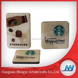 Souvenir Gift 3d custom Epoxy Fridge Magnet
