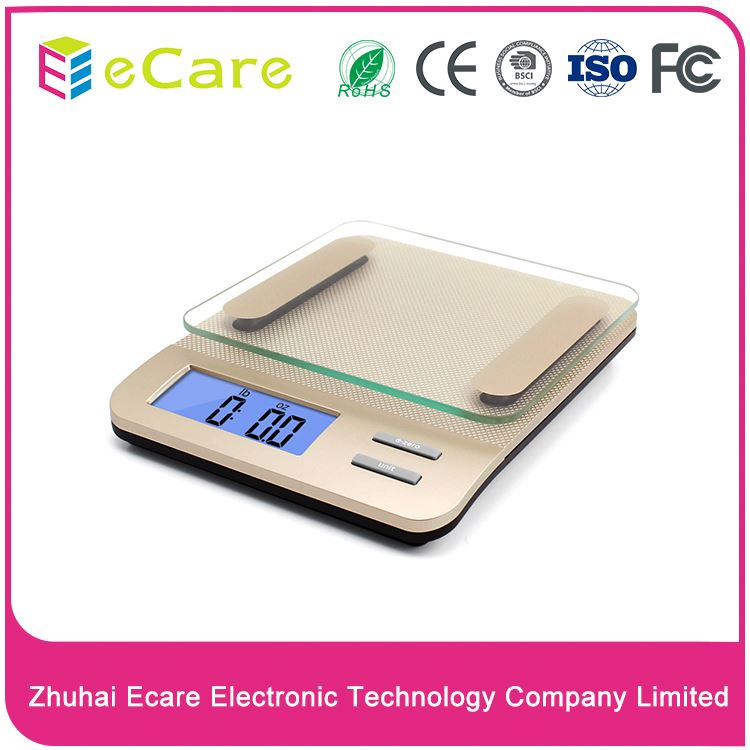 Portable electronic cheap tray kitchen scale digit scale
