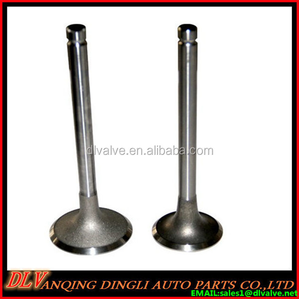 car accessories made in China,engine valve for Chery 372