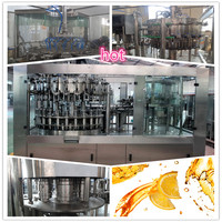 Carbonated Soft Drink Making Machine In