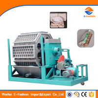 Automatic Rotary Egg Tray Machine Pulp Molding Machine