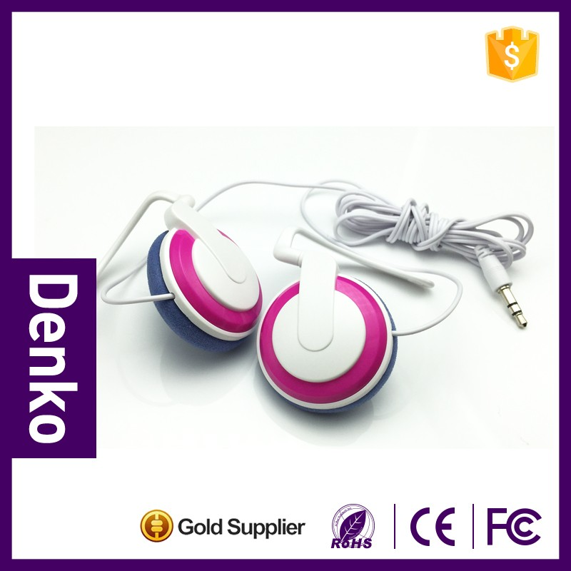 small round 27mm speaker 32 ohms bus earphones for EU market