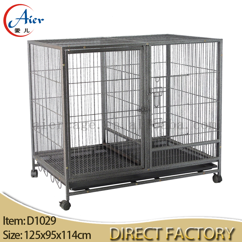 chinese factory supplies pet cage 6ft dog kennel cage