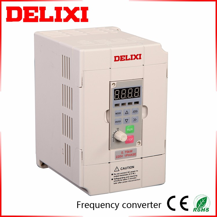 DELIXI frequency inverter Good price 3000w pure sine wave solar inverter