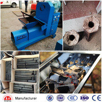 Manufacture supply factory price charcoal briquette machine