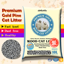 Wholesale superior flushable wood pellets for rabbit