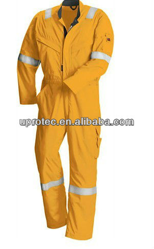 Nomex IIIA fire resistant safety coverall