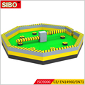 outdoor Inflatable electric twister inflatable games