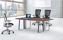 2015 High Standard modern two people home office desk