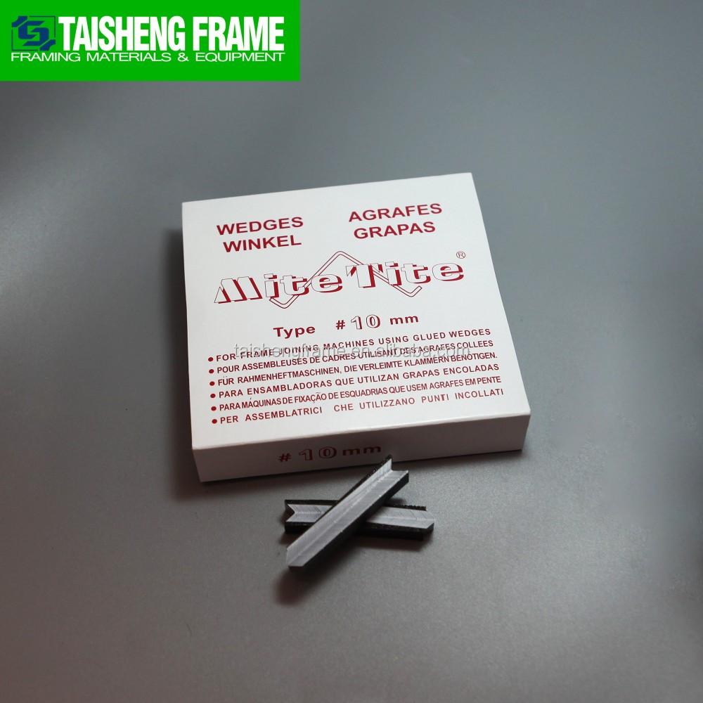 Mite Tite Vnails V Nails Picture Frame Nails For Wood Ps Moulding ...