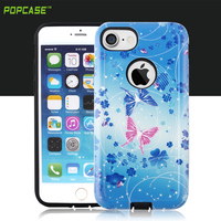 Most popular new pc tpu mobile phone case for iphone 7