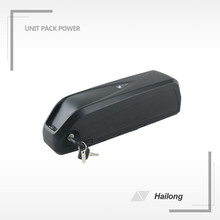 New arriver 8fun 48V 750W 1000W eBike Hailong battery with USB and switch Sanyo cells 48v 17.5ah li-ion electric battery