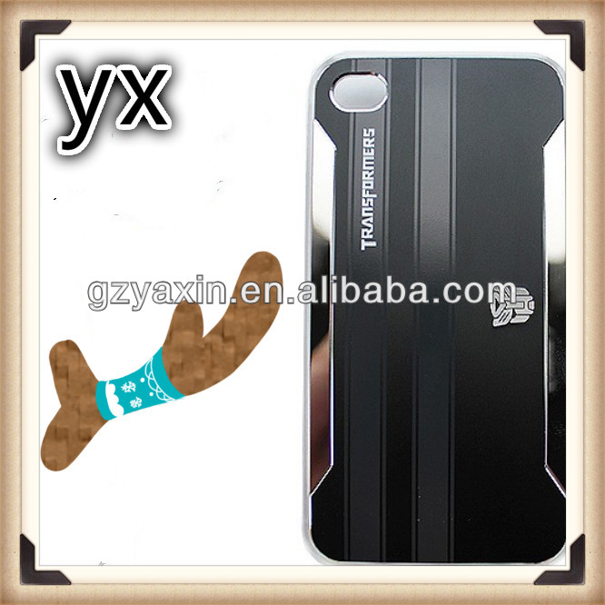 Aluminum metal case for iphone4s,in stock available accept paypal
