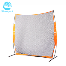 Strong And Durable Fiberglass Poles Outdoor Golf Ball Net
