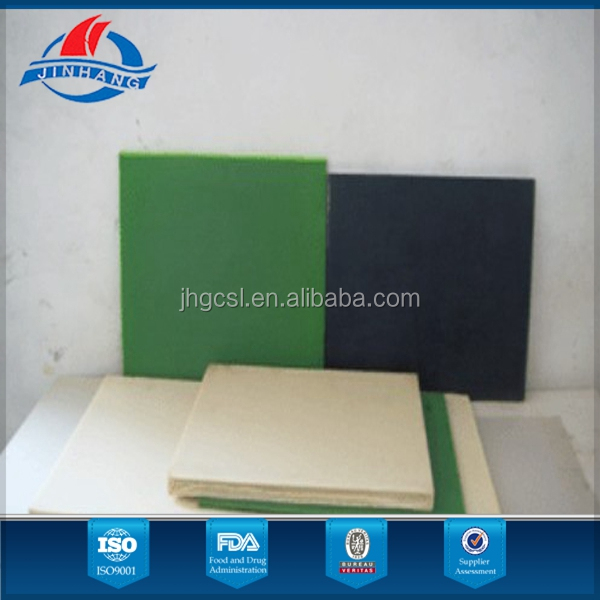 High quality pa6 nylon plate from Jinjhang plastic, guarantee for returns to build a safe trade for you
