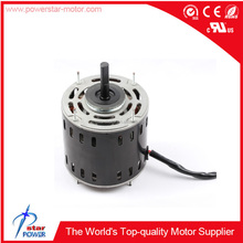 1/3hp 208-230V 3 speed 1075rpm multi horse power direct drive blower motor for electric furnace machine