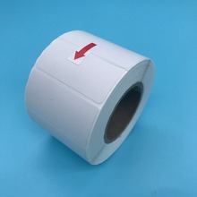 Hot sale self adhesive thermal paper name label sticker