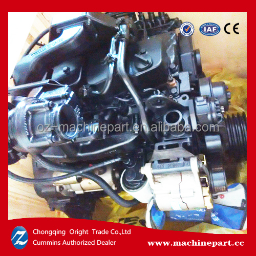 Genuine DCEC Cummins 4BT Generator Diesel Engine