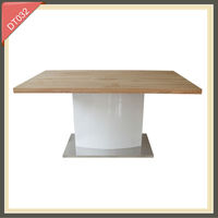malaysia korean wooden dining tables