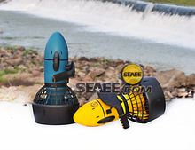 Driving sea scooter diving equipment underwater water scooter battery 24v