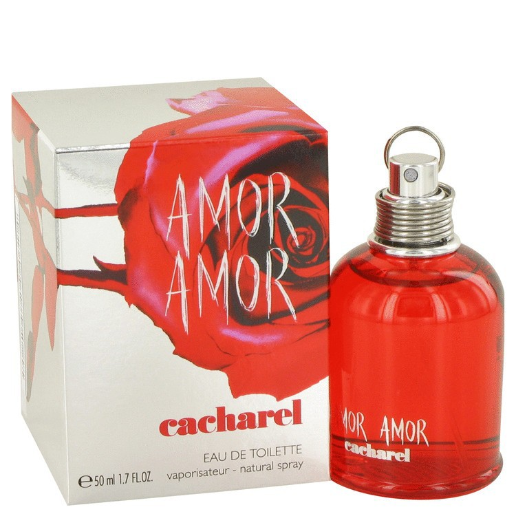 Amor Amor by Cacharel women perfume