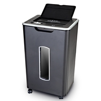 2016 new chipper plastic Auto paper/cd/card shredder machine