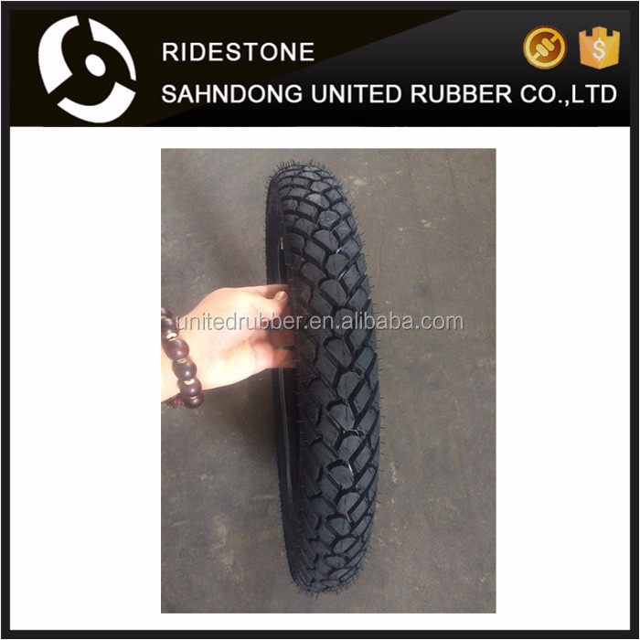 Best Selling High Quality 3.00-12 Dirt Bike Tires With Tube