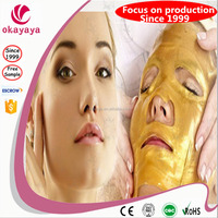 Good Quality Gold Collagen Crystal Facial Mask Gold Facial Mask for Spa Skin Care
