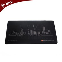 High quarlity sublimation Rubber gaming custom mouse pad