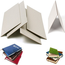 High stiffness thick cardboard paper sheets for a4 size book cover